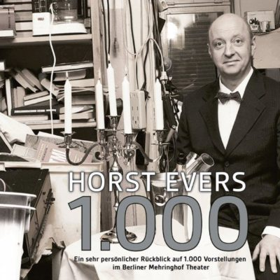 Horst Evers 1000 – 1CD limitierte Sonderedition